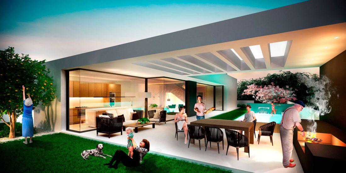 green residencial 1